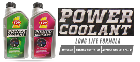 Power Coolant